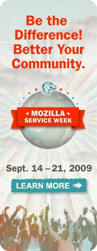 mozilla-service-week-2009